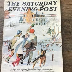 Other - The Saturday Evening Post Winter 1971